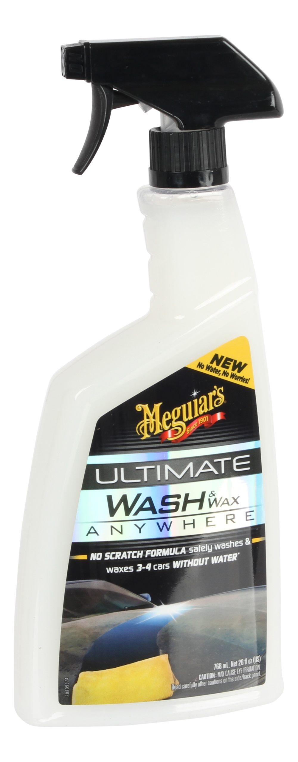 meguiars ultimate wash and wax anywhere g3626 ebay. Black Bedroom Furniture Sets. Home Design Ideas