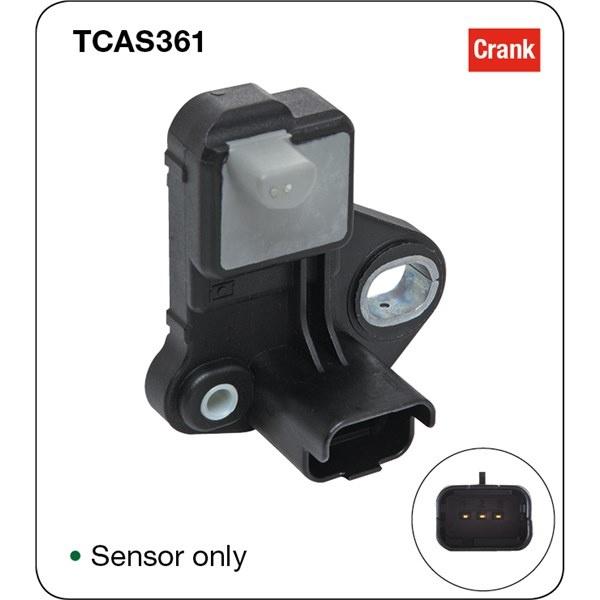 Tridon Crank Angle Sensor TCAS361 Fits Ford Fiesta 1.6 TD