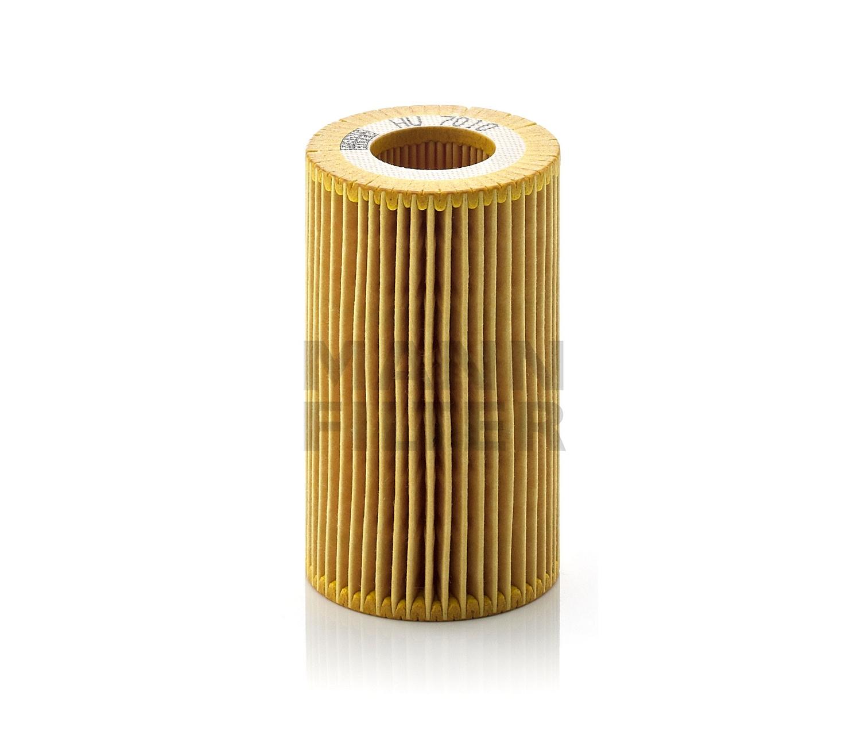 Mann oil filter hu7010z fits mercedes benz m class ml 250 for Mercedes benz oil filters