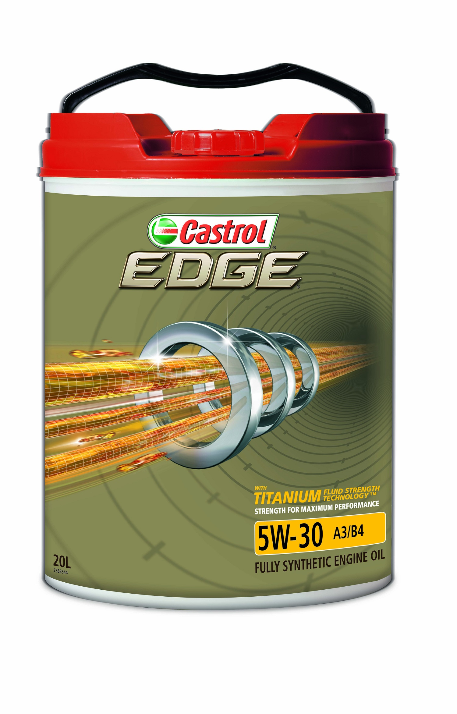 castrol edge 5w30 a3 b4 engine oil 20l 3383344. Black Bedroom Furniture Sets. Home Design Ideas