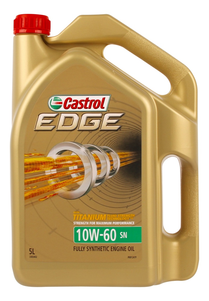 castrol edge 10w60 sn engine oil 5l 3383402 ebay. Black Bedroom Furniture Sets. Home Design Ideas
