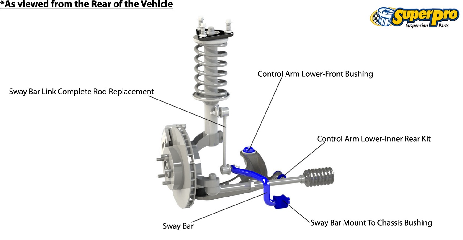 Honda Civic Front Suspension Diagram on ford rear axle replacement